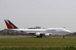 ミンミンさんが、成田国際空港で撮影したフィリピン航空 747-469Mの航空フォト(飛行機 写真・画像)