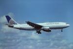 tassさんが、マイアミ国際空港で撮影したコンチネンタル航空 A300B4-103の航空フォト(飛行機 写真・画像)