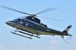 Soraya_Projectさんが、東京ヘリポートで撮影した警視庁 A109S Trekkerの航空フォト(写真)