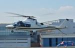 Soraya_Projectさんが、東京ヘリポートで撮影した日本法人所有 A109E Powerの航空フォト(写真)