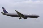 senyoさんが、成田国際空港で撮影したユナイテッド航空 777-222/ERの航空フォト(写真)