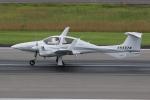 ぽんさんが、高松空港で撮影した日本個人所有 DA42 TwinStarの航空フォト(写真)
