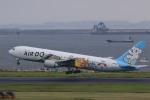 rokko2000さんが、羽田空港で撮影したAIR DO 767-381の航空フォト(写真)