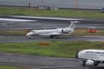 rokko2000さんが、羽田空港で撮影した東方公務航空 EMB-135BJ Legacy 650の航空フォト(写真)