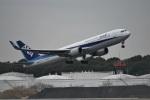 エルさんが、成田国際空港で撮影した全日空 767-381/ERの航空フォト(写真)