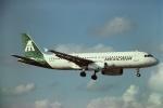 tassさんが、マイアミ国際空港で撮影したメキシカーナ航空 A320-231の航空フォト(飛行機 写真・画像)