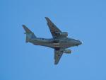 名無しの権兵衛さんが、入間飛行場で撮影した航空自衛隊 C-2の航空フォト(写真)