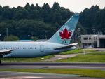 名無しの権兵衛さんが、成田国際空港で撮影したカナディアン航空 767-375/ERの航空フォト(飛行機 写真・画像)