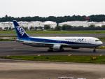 名無しの権兵衛さんが、成田国際空港で撮影したエアージャパン 767-381/ERの航空フォト(写真)