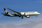 ★azusa★さんが、シンガポール・チャンギ国際空港で撮影したニュージーランド航空 787-9の航空フォト(写真)