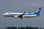 kunimi5007さんが、仙台空港で撮影した全日空 737-881の航空フォト(写真)