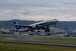 どんちんさんが、伊丹空港で撮影した全日空 767-381/ERの航空フォト(写真)