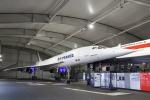 安芸あすかさんが、ル・ブールジェ空港で撮影したアエロスパシアル Concorde 100の航空フォト(写真)