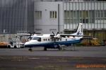 湖景さんが、調布飛行場で撮影した新中央航空 228-212の航空フォト(写真)