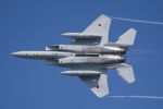 かずまっくすさんが、小松空港で撮影した航空自衛隊 F-15J Eagleの航空フォト(写真)