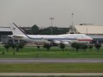 カップメーンさんが、ドンムアン空港で撮影した大韓民国空軍 747-4B5の航空フォト(写真)