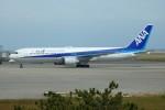 みっしーさんが、大分空港で撮影した全日空 767-381の航空フォト(写真)