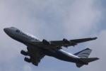 Mr.boneさんが、嘉手納飛行場で撮影したナショナル・エア・カーゴ 747-428(BCF)の航空フォト(写真)