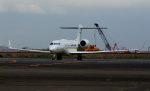KAZKAZさんが、羽田空港で撮影したケイマン諸島企業所有 Gulfstream G650ER (G-VI)の航空フォト(写真)