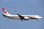 Yukipaさんが、スワンナプーム国際空港で撮影したビーマン・バングラデシュ航空 737-83Nの航空フォト(写真)