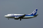 Gambardierさんが、福岡空港で撮影したエアーネクスト 737-5Y0の航空フォト(写真)