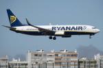 planetさんが、リスボン・ウンベルト・デルガード空港で撮影したライアンエア 737-8ASの航空フォト(写真)