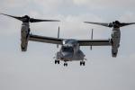 チャッピー・シミズさんが、ミラマー海兵隊航空ステーション で撮影したアメリカ海兵隊 MV-22Bの航空フォト(写真)
