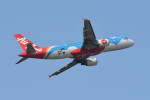kuro2059さんが、クアラルンプール国際空港で撮影したエアアジア A320-216の航空フォト(写真)