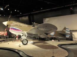 Smyth Newmanさんが、ミュージアムオブフライトで撮影した中華民国空軍 P-40N Warhawkの航空フォト(飛行機 写真・画像)