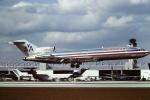 tassさんが、マイアミ国際空港で撮影したAmerican Airlines 727-223/Advの航空フォト(写真)