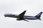 イソロクガトブさんが、小松空港で撮影した全日空 767-381/ERの航空フォト(写真)