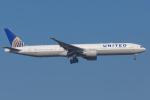 mameshibaさんが、成田国際空港で撮影したユナイテッド航空 777-322/ERの航空フォト(飛行機 写真・画像)