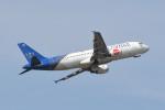 kuro2059さんが、クアラルンプール国際空港で撮影したタイ・エアアジア A320-216の航空フォト(写真)