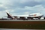 tassさんが、マイアミ国際空港で撮影したタワーエア 747-121の航空フォト(写真)