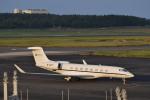 ぬま_FJHさんが、宮崎空港で撮影した中国企業所有 Gulfstream G650 (G-VI)の航空フォト(写真)