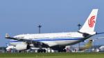 パンダさんが、成田国際空港で撮影した中国国際航空 A330-243の航空フォト(写真)