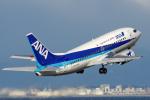 yabyanさんが、中部国際空港で撮影したANAウイングス 737-5L9の航空フォト(飛行機 写真・画像)