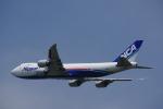JA8037さんが、成田国際空港で撮影した日本貨物航空 747-8KZF/SCDの航空フォト(写真)