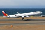 yabyanさんが、中部国際空港で撮影したフィリピン航空 A340-313Xの航空フォト(写真)