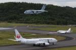 endress voyageさんが、岡山空港で撮影した日本トランスオーシャン航空 737-8Q3の航空フォト(写真)