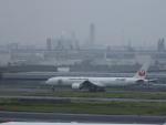 senchouさんが、羽田空港で撮影した日本航空 777-346/ERの航空フォト(写真)
