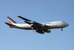 ミンミンさんが、成田国際空港で撮影したエールフランス航空 747-428F/ER/SCDの航空フォト(飛行機 写真・画像)