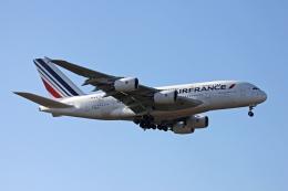 ミンミンさんが、成田国際空港で撮影したエールフランス航空 A380-861の航空フォト(飛行機 写真・画像)