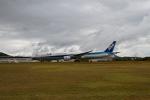 344さんが、広島空港で撮影した全日空 777-381の航空フォト(写真)