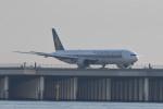 kuro2059さんが、羽田空港で撮影したシンガポール航空 777-312/ERの航空フォト(写真)