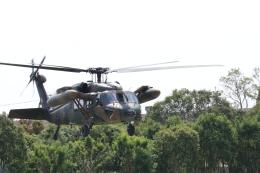プラグマニアさんが、目達原駐屯地で撮影した陸上自衛隊 UH-60JAの航空フォト(飛行機 写真・画像)