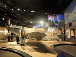 Smyth Newmanさんが、ミュージアムオブフライトで撮影したソビエト空軍 Yak-9Uの航空フォト(飛行機 写真・画像)