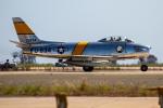 チャッピー・シミズさんが、ミラマー海兵隊航空ステーション で撮影したPlanes of Fame Air Museum F-86Fの航空フォト(写真)