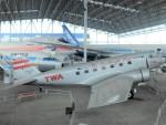 Smyth Newmanさんが、ミュージアムオブフライトで撮影したトランス・ワールド航空 DC-2の航空フォト(写真)