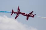 チャッピー・シミズさんが、ミラマー海兵隊航空ステーション で撮影したイギリス空軍 BAe Hawk T1Aの航空フォト(写真)